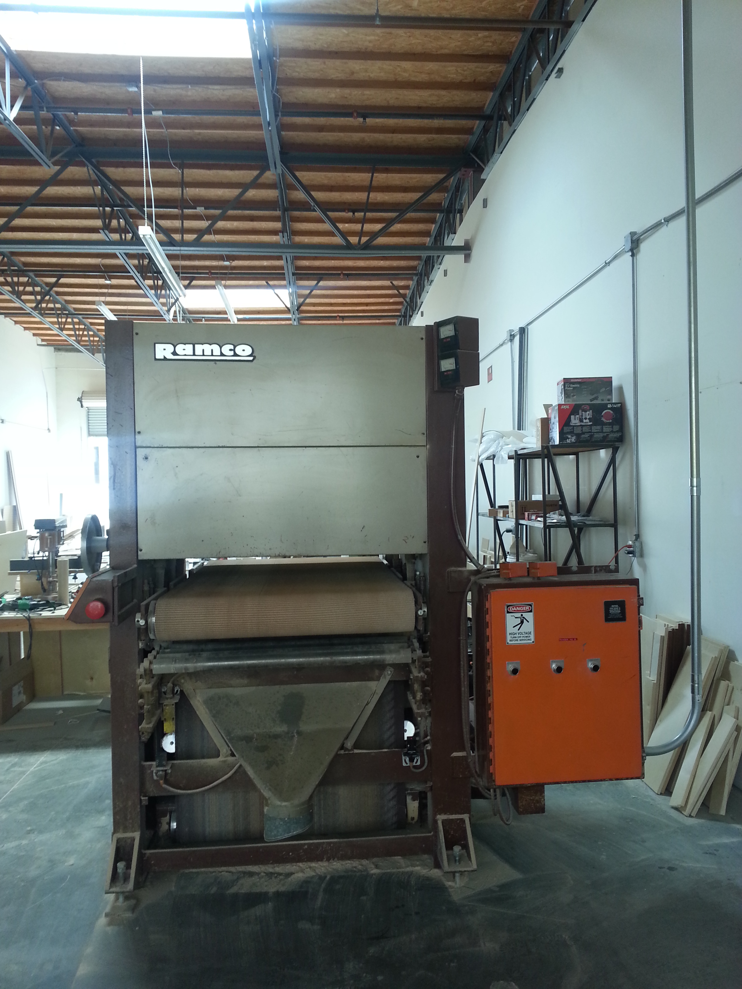 Used woodworking machinery los angeles